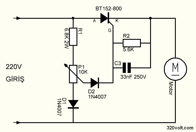 matkap-dimmer-tristor-bt152