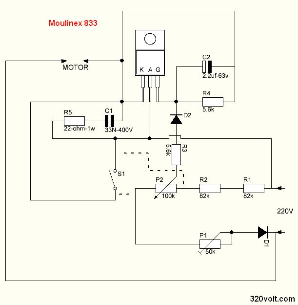 moulinex-mikser-833-dimmer-tristor