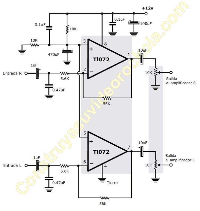 tda7377-pream-circuit-tda7377-bass-2.1-schematic