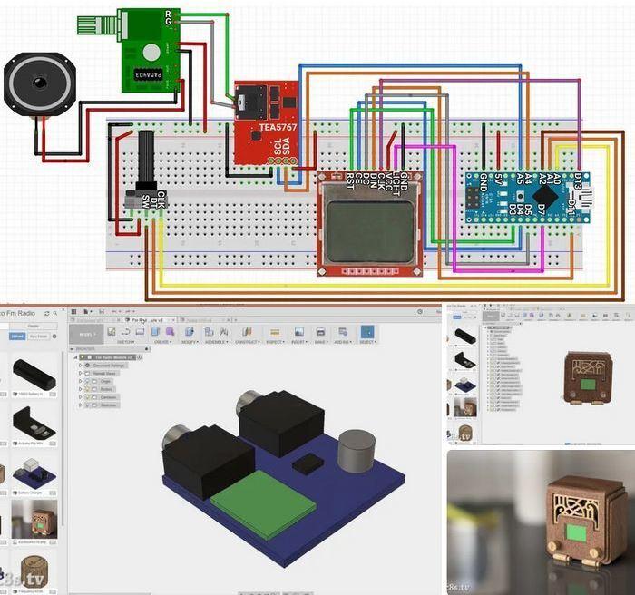 arduino-tea5767-fm-radio-pam8403-nokia-5110-lcd-circuit