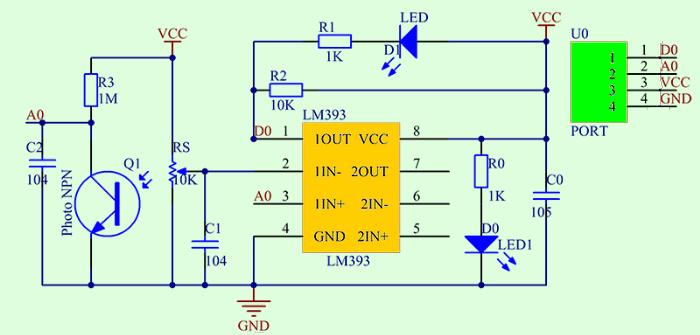 flame-sensor-circuit-schematic-alev-dedektoru-devre-semasi