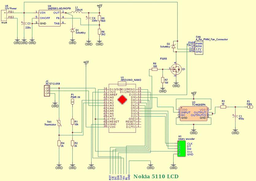 nokia-lcd-arduino-nano-elektroik-yuk-constant-current-electronic-load