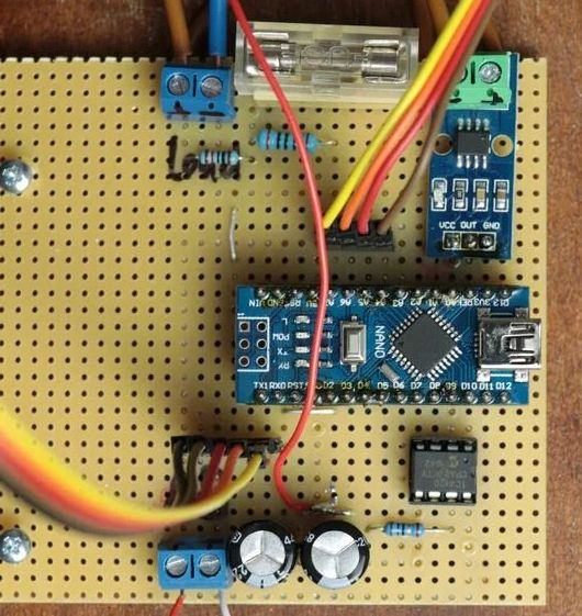 rotary-encode-arduino-nano-adjustable-constant-load-irfz44n-mosfet