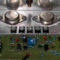 5 Bant Ekolayzır ve 100 Watt Hifi Anfi Devresi