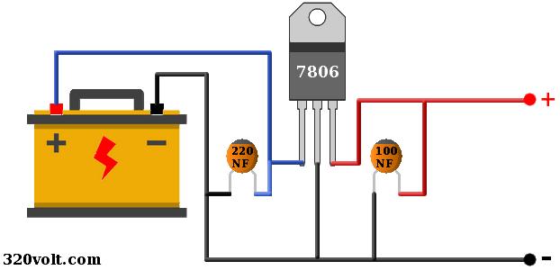 7806-6v-regulator