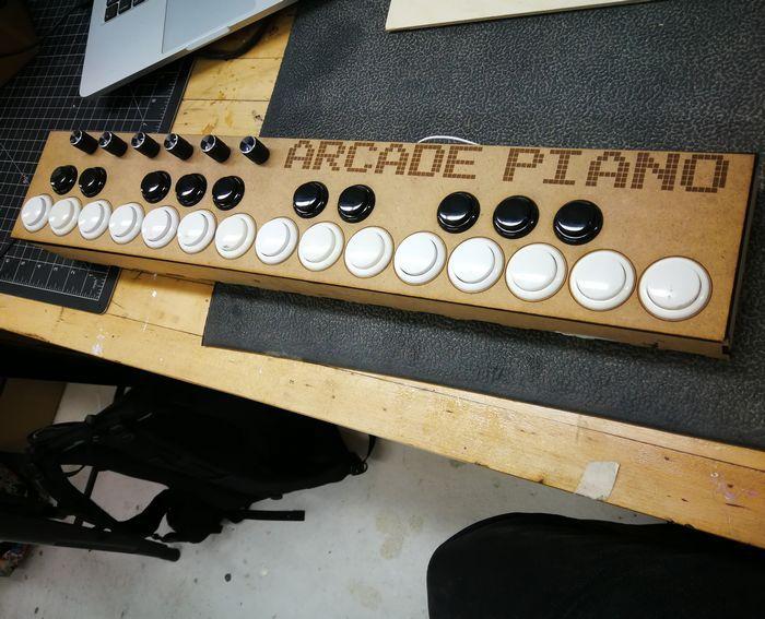 arduino-piano
