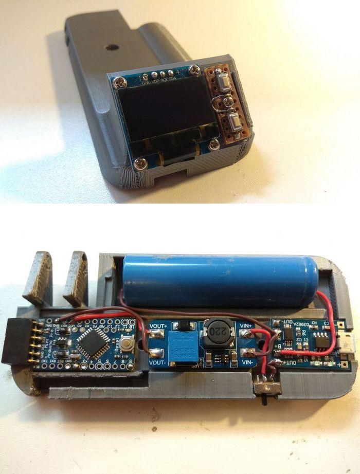 arduino takometre devresi arduino-tachometer-project
