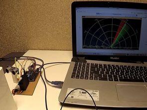 Arduino Uno HC-SR04 Ultrasonik Sensörlü Radar Projesi