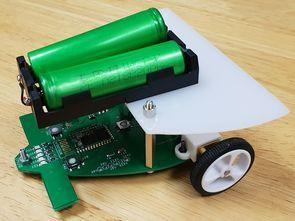 Atmega32u4 Arduino Leonardo Gelişmiş Çizgi İzleyen Robot Projesi
