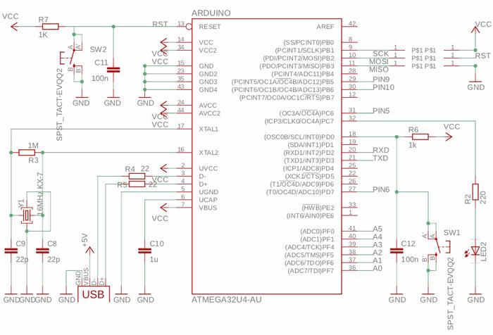 cizgi-izleyen-robot-beyni-robot-brain-following-line-microcontroller