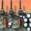 2X60 Watt Anfi+Ton Kontrol