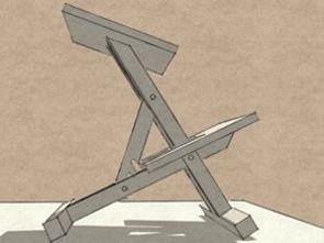 Ortopedik Diz Sandalyesi Yapımı