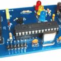 PIC18F2455 USB OBD2 RS232 çevirici devresi