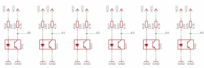sensor-dizisi-qre-sensorleri-akim-sinirlayici-direnc-analog-gerilim-bolucu