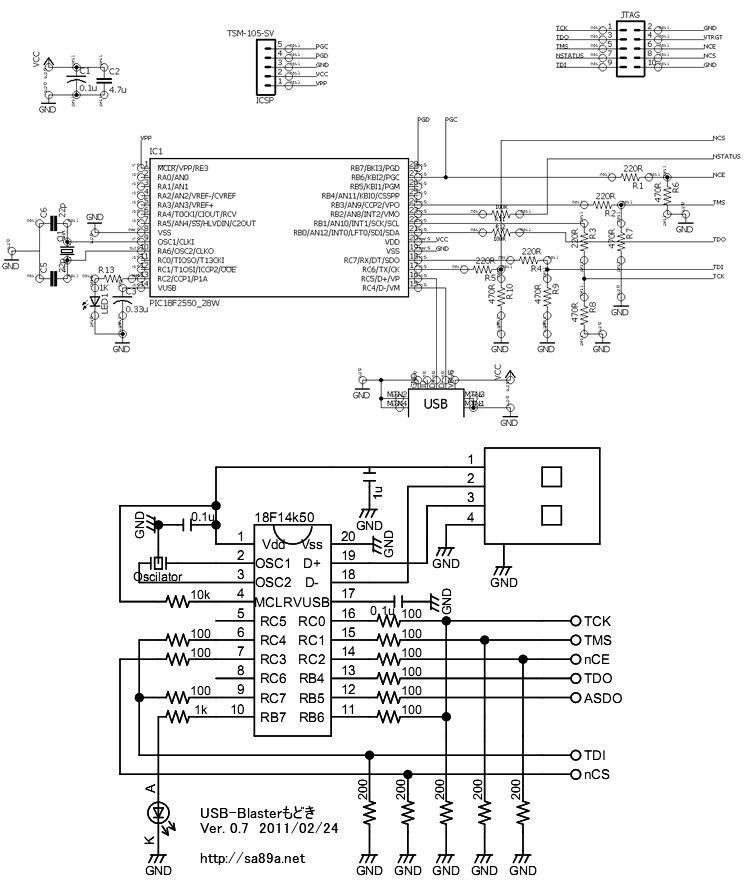 usb-cpld-fpga-programmer-circuit-schematic