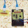 RJ45 UTP Kablo Test Devreleri