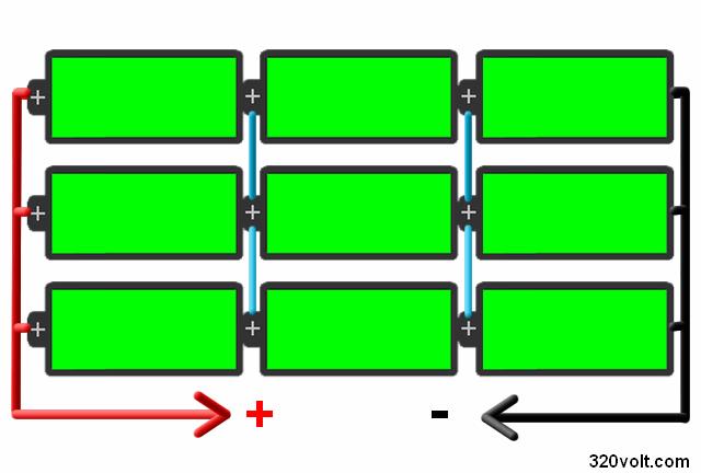 rechargeable-drill-lion-battery-serial-connection-sarjli-matkap-lion-pil-seri-baglanti