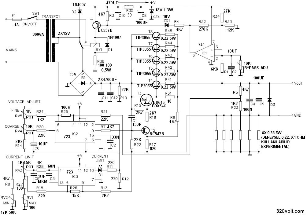 laboratuvar-guc-kaynagi-0-30v-10a-ayarli-guc-kaynagi-devresi-k7200