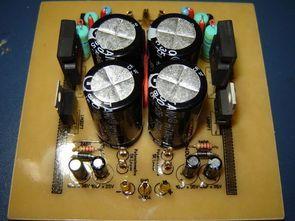 LM317 LM337 Simetrik Güç Kaynağı  TIP3055 TIP2955