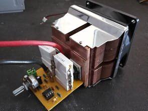 Mosfetli Elektronik Yük Devresi LM358