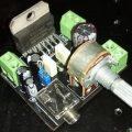 TDA7377 2X35W Anfi Devresi Yeni PCB