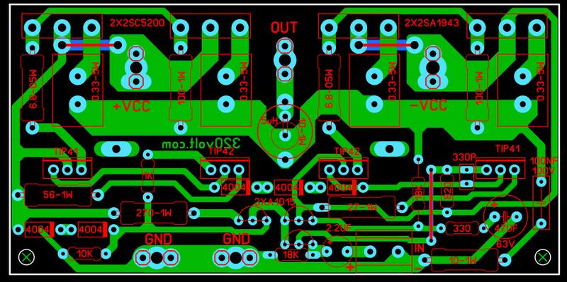200w-amp-pcb-sprint-layout