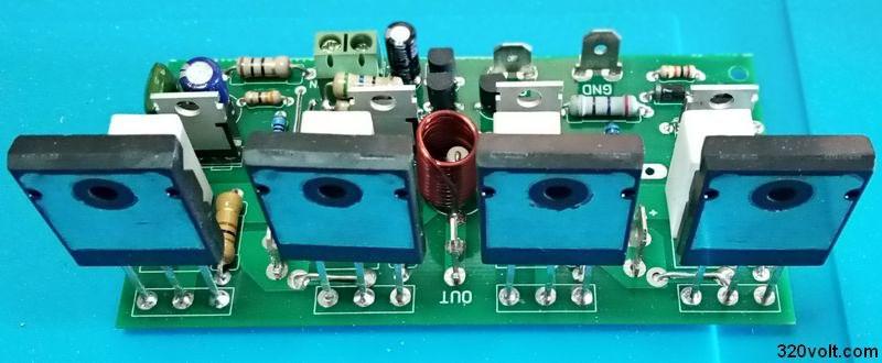 diy-project-hi-fi-amplifier-circuit-200w-pcb-board-diy-2sc5200-2sa1943