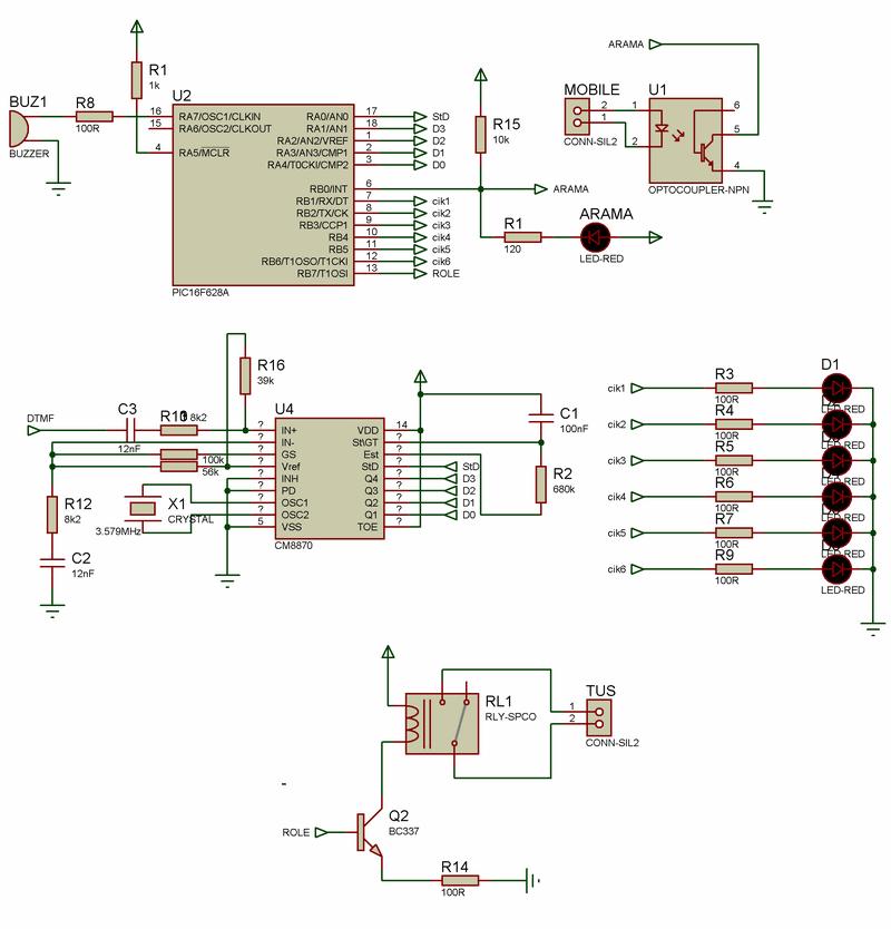 mobile-dtmf-relay-circuit-schematic