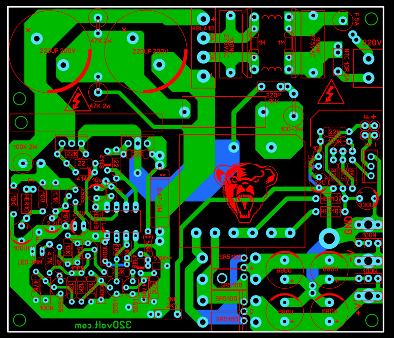SMPS-PCB-LAYOUT