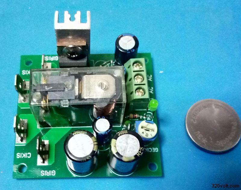 loudspeaker-protection-circuit