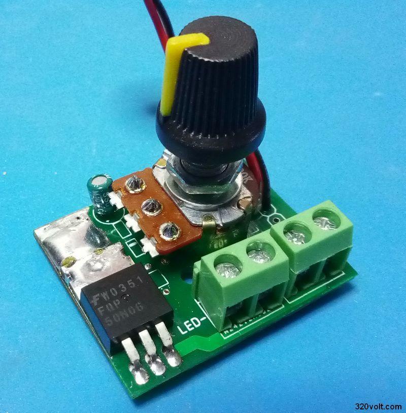 pcb-board-circuit-microphone-vumeter