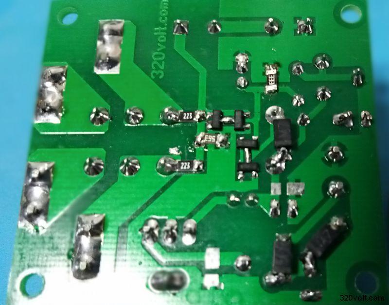 pcb-loudspeaker-protection-circuit