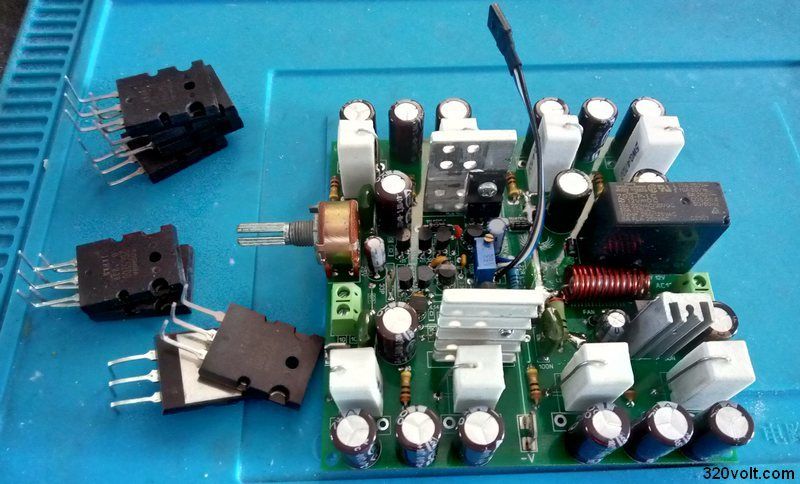 power-amplifier-diy-project-crown-xls-400w-9