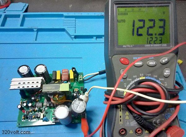 voltage-measurement-of-rewind-transformer-smps-120v