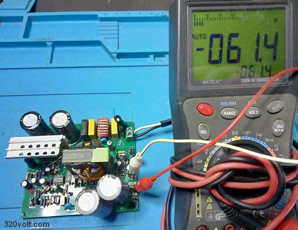 voltage-measurement-of-rewind-transformer-smps-60v