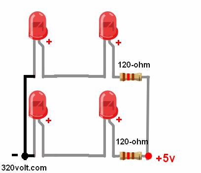 yellow-led-100mm-5vdc