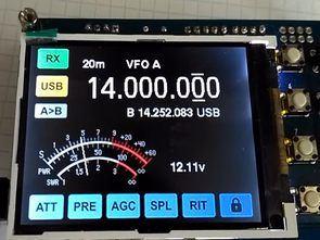 ARM Cortex-M3 Frekans Sentezleyici DDS