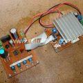 CNC Motor Sürücü Test Cihazı