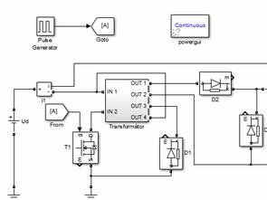 Matlab DC DC Dönüştürücü Modelleri
