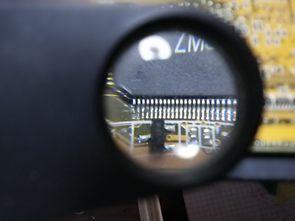 SMD Komponent Bacaklarının Oksitlenmesi Laptop Tamiri
