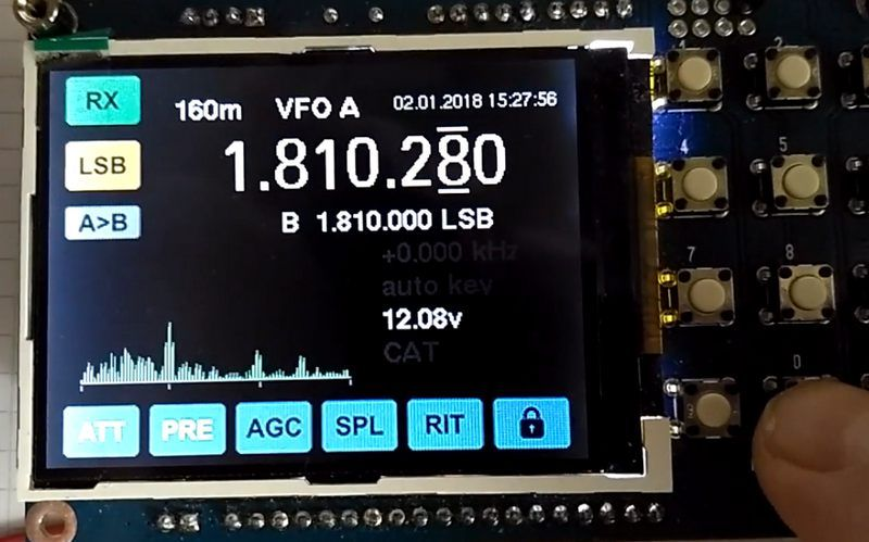 synthesizer-microcontroller-stm32f103-si5351a-frequency-dds