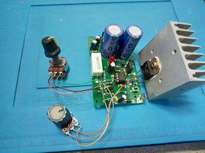 0-30V 3 Amper Ayarlı Güç Kaynağı
