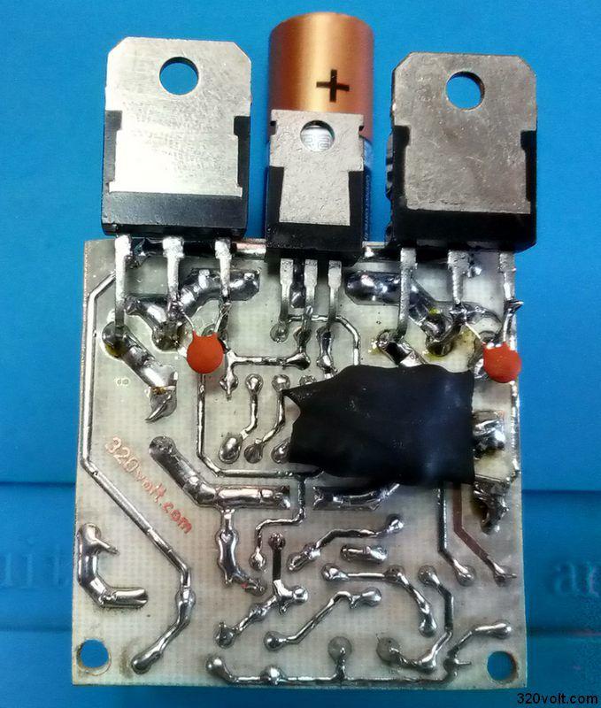 tip-142-diy-tip-147-low-cost-150-watt-amplifier-circuit