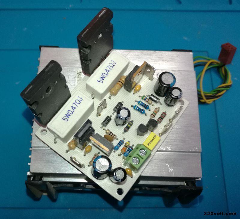 2sc5200-amplifier-circuit