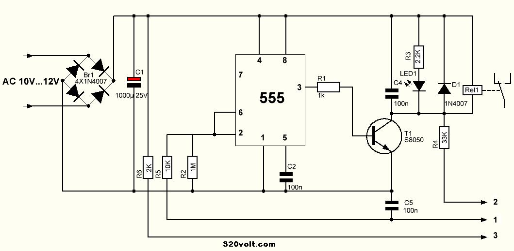 automatic-water-tank-filling-circuit-diagram